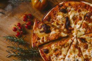 la più amata la pizza
